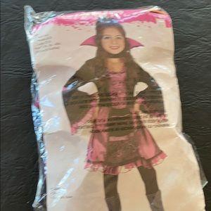 Other - Little Girls Sassy Vampire Costume